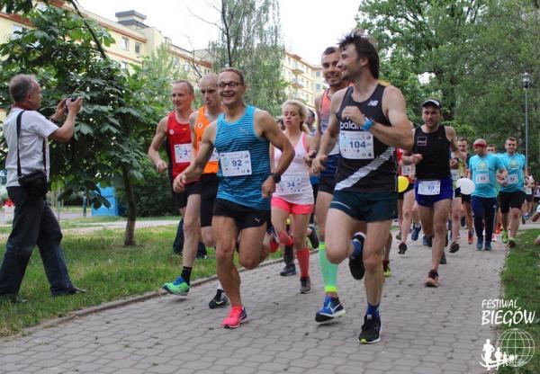 3. Bieg Chomika w Warszawie (22.6.2017)