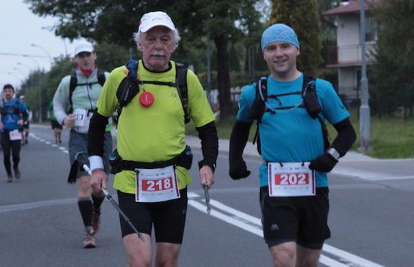 1. Ultramaraton Podkarpacki z bazą w Rzeszowie (31.05.2014)