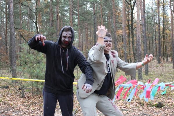 Run or Death w Warszawie (29.10.2017)