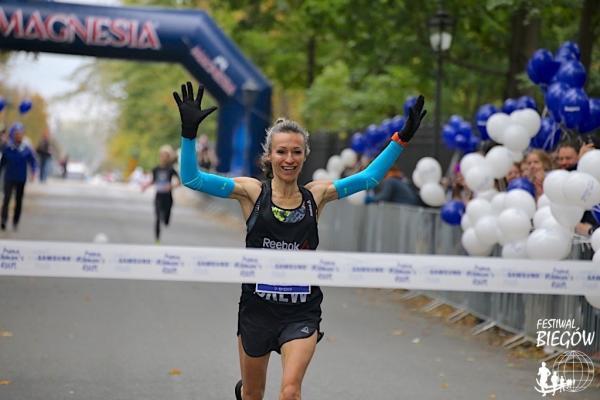 Samsung Irena Women's Run w Warszawie (7.10.2017)