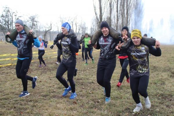 Runmageddon Modlin (16-17.2.2019)