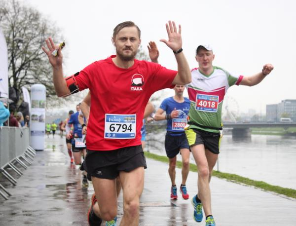 16. PZU Cracovia Maraton (30.4.2017)