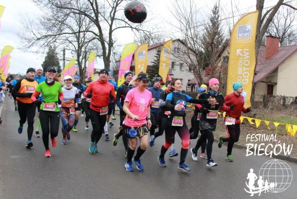 40. Półmaraton Wiązowski (23.2.2020)