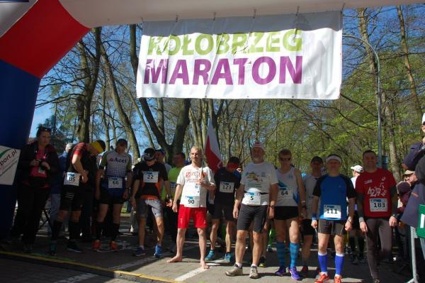 3. Kołobrzeg Maraton (2.5.2015)