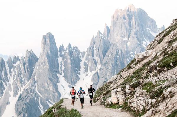 The North Face® Lavaredo Ultra Trail (27.06.2014)