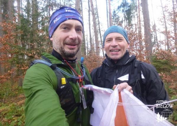Górskie Ekstremalne Zawody na Orientację w Krynicy-Zdroju (11.11.2017)