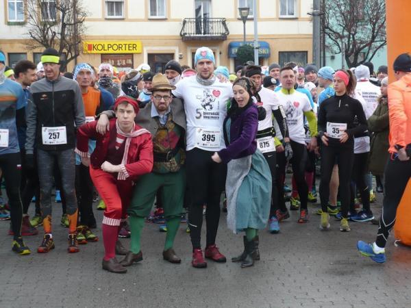 """5. Bieruński Bieg """"Utopca"""" (13.1.2019)"""