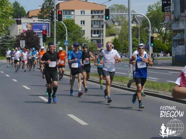 27. Bieg Fiata w Bielsko-Białej (19.5.2019)
