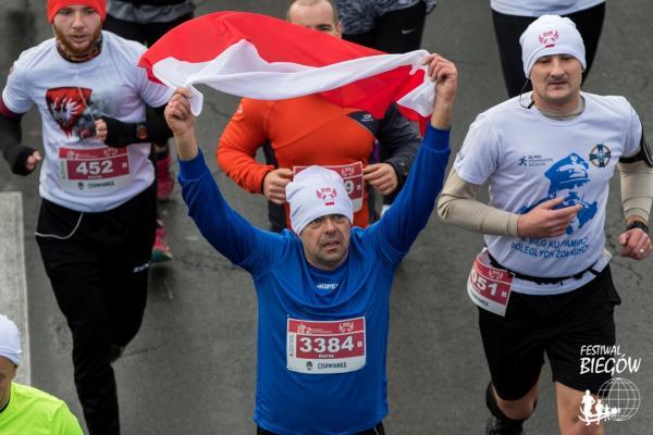 2. Poznański Bieg Niepodległości (11.11.2017)