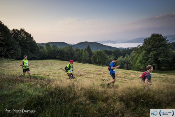 Bieg 7 Dolin, 66 km, 36 km (6.09.2014)