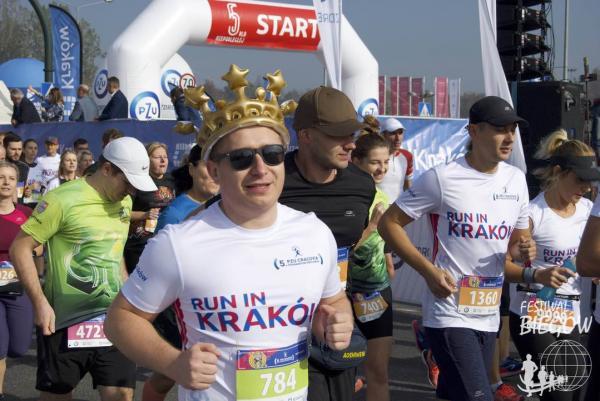 5. PZU Cracovia Półmaraton Królewski (14.10.2018)