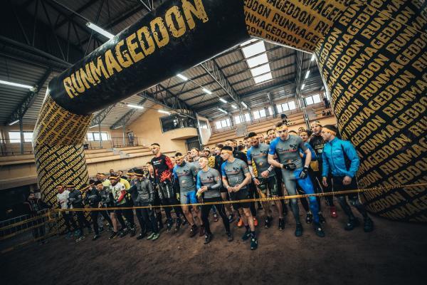 Runmageddon Wrocław (13-14.4.2019)