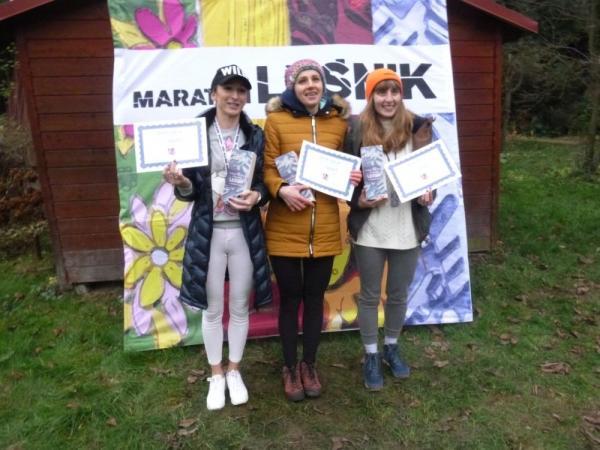 Maraton Leśnik Zima (30.11.2019)