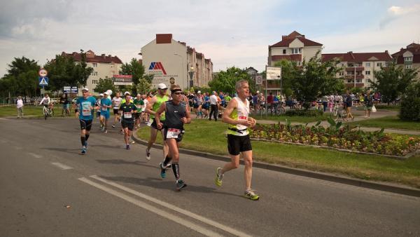 """10. Hunter Grodziski Półmaraton """"Słowaka"""" w Grodzisku Wlkp. (12.6.2016)"""