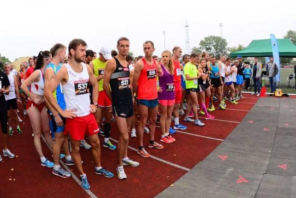 33. Łowicki Półmaraton Jesieni w Łowiczu (20.09.2014)