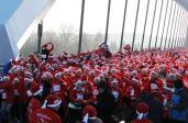 XI Półmaraton Mikołajów w Toruniu