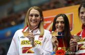 Kamila Lićwinko ze złotym medalem / Fot. Fotobank.pl Ergoarena