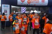 Sportowa Rodzina na biegu Policz się z Cukrzycą