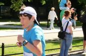 Samsung Irena Women?s Run 2013 - na zdjęciu ambasadorka Festiwalu Biegowego Irina Hulanicka