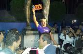 Zwycięzca 31. Spartathlonu Joao Oliveira / Fot. Flickr.com