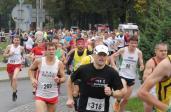 Bieg uliczny w Mikołowie