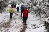Zimą też da się biegać