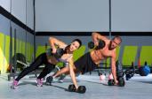 Crossfit pozwala biegaczowi budować siłę