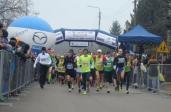 Półmaraton w Wiązownie