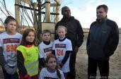 Wilson Kipketer na studniówce w Sopocie