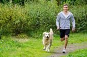 Co zabrać na bieganie z psem?