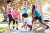 Bieganie w grupie sprawia, że jesteś bardziej zmotywowany