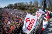 Orlen Marathon odbędzie się 13 kwietnia 2014