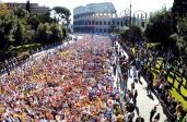 Maraton w Rzymie