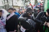 Bieg Sylwestrowy w Lesie Łagiewnickim