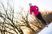 Jak oddychać podczas zimowych treningów?
