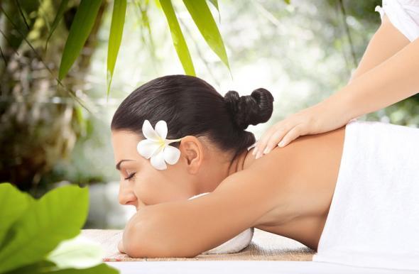 W ramach odpoczynku warto czasem wybrać się na masaż