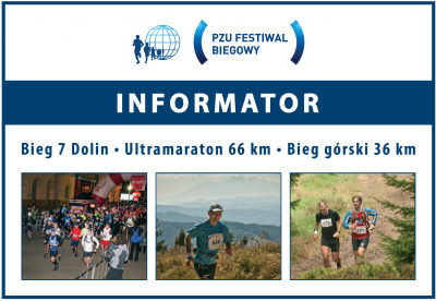 Bieg 7 Dolin - ultramaraton na dystansie 100 km